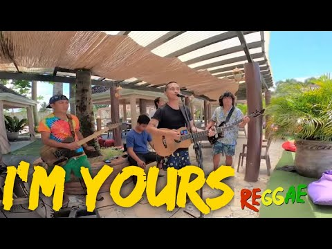 I'm Yours - Jason Mraz   Tropavibes Reggae Cover (Ft. Jason Park) indir