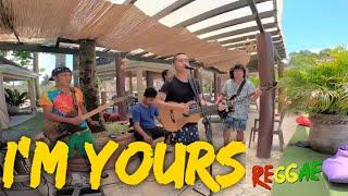 I'm Yours - Jason Mraz | Tropavibes Reggae Cover (Ft. Jason Park)