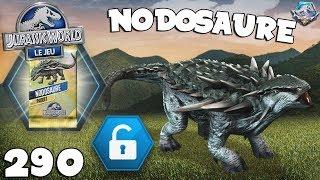 JURASSIC WORLD : Le Jeu 290 - Tournoi NODOSAURE - royleviking [FR HD]