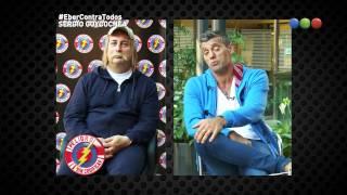 Eber Contra Todos, Sergio Goycochea - Peligro Sin Codificar thumbnail