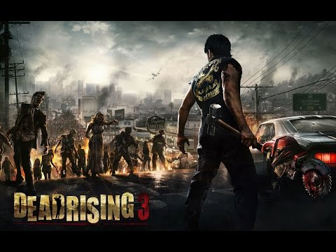 Dead Rising 3 PC Apocalypse Edition Settings Gameplay |