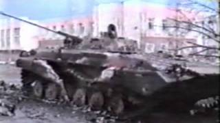 Новогодний штурм Грозного 1994-1995