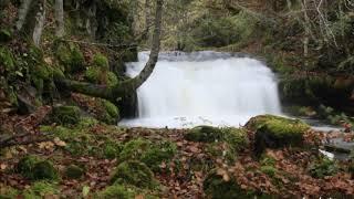 Las cascadas del puente ra,villoslada de cameros,la rioja