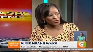 Mjue Msanii wako: Rebecca Soki Kalwenze