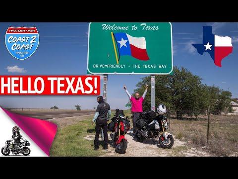 Goodbye, Roswell - Hello Texas!