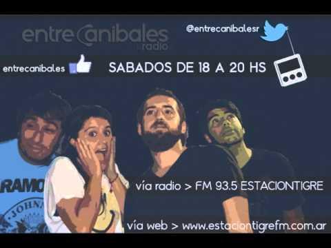 Entre Canibales Radio / Prog #26 Temp #2