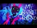 My Secret Friend Ava's Demon MEP *OPEN* (9/15 taken)