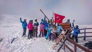 Erciyes Dağı ski vacation
