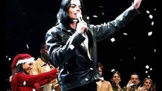 "Michael Jackson talks at "" Miracle On 34th Street "" on December 19, 2000 - Sub Ita"