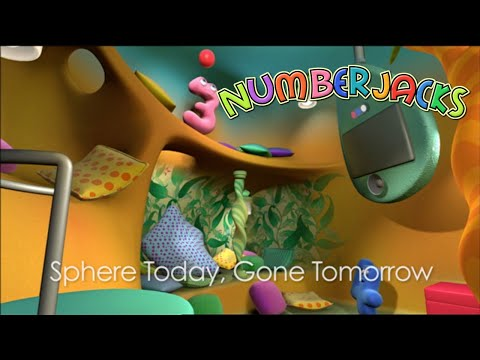 NUMBERJACKS | Sphere Today, Gone Tommorrow | S1E3 - YouTube