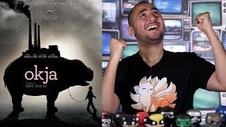 شريط فيديو - مراجعة فيلم Okja