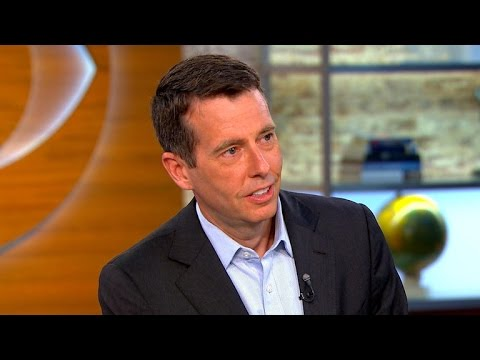 Former Obama adviser David Plouffe on Uber's vision and critics