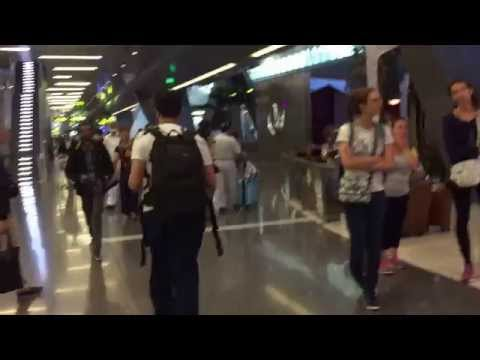Hamad Airport Doha-World's most busiest airports