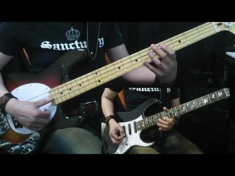 ナニワエキスプレスの人気曲 believin'のtab譜&カラオケのdemoです。 使用楽器 ギター アイバニーズ RG - RG8540ZD j.custom   Ibanez ベース ミュージッ...