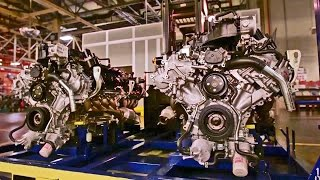 ► Nissan Powertrain Assembly Plant (Titan V8 Engine)