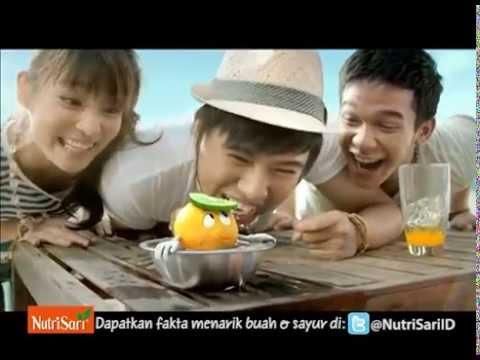 Iklan NutriSari 2014 Versi Amis - YouTube
