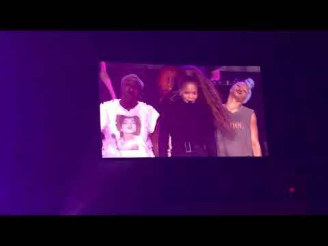 Janet Jackson - Dammn Baby (SOTWT Atlantic City - 11/10/2017)