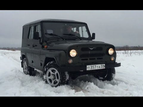 видео: УАЗ ХАНТЕР. Последний из внедорожников или авто за 200 000 (200 тысяч) рублей