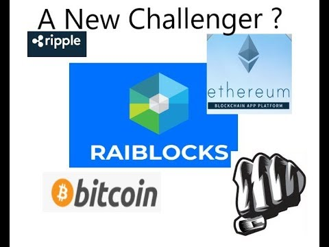 RAIBLOCKS - My Own Block chain within a block chain? Is this Inception??!