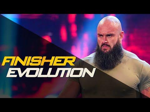 Braun Strowman | Finisher Evolution 2015-2018
