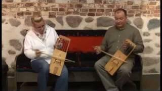 Talharpa 2009 DVD / Krista ja Raivo Sildoja - hiiu kannel / Labajala valsid Hans Renqvisti järgi
