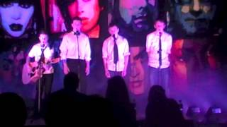 mitchell and the crew the cave cover mumford and sons