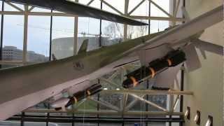 видео Национальный музей авиации и космонавтики (National Air and Space Museum)
