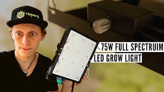75 Watt Full Spectrum LED Grow Light