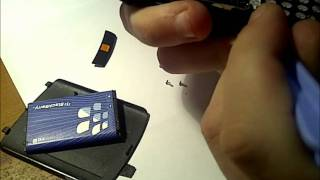 blackberry 8520 disassembly tutorial
