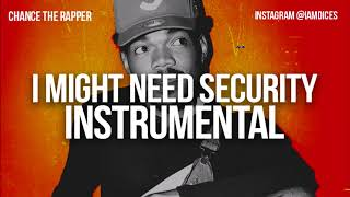"""Video Chance The Rapper """"I Might Need Security"""" Instrumental Prod. by Dices *FREE DL* download MP3, 3GP, MP4, WEBM, AVI, FLV Juli 2018"""