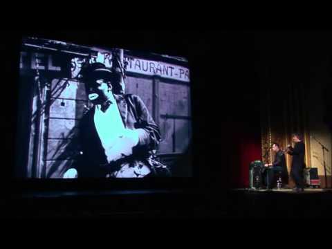 Renoir and Surrealist Paris in Black & White