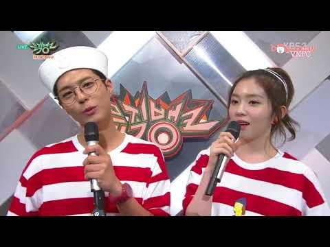 [BogummyVNFC][Vietsub] Park Bo Gum x Irene on Music Bank - MC cut