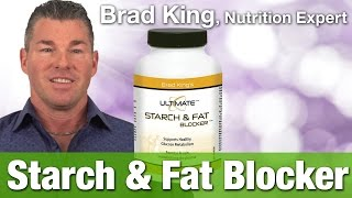 Preferred Nutrition Starch & Fat Blocker with Nutrition Expert & Master Formulator Brad King