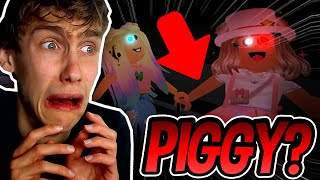 PIGGY ALS MENS! (Roblox)