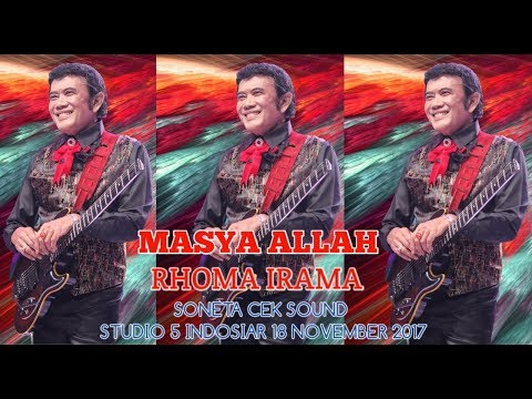 MASYA ALLAH - RHOMA IRAMA ( SONETA CEK SOUND )