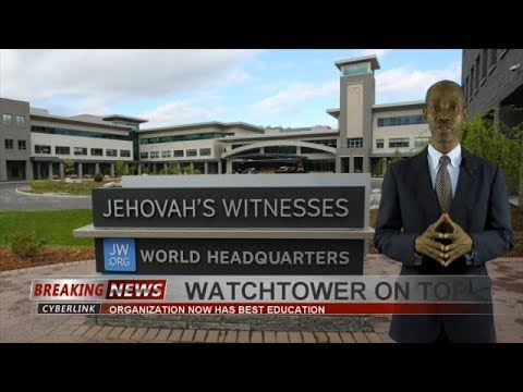 357 - Breaking News - Watchtower Education and Charity Soar to the Top