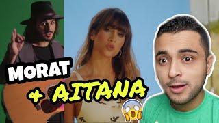 Aitana, Morat - Más De Lo Que Aposté   REACCIÓN