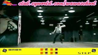 [Mirrored Dance] STEP-Kara (WAWA DANCE ACADEMY) WITH AUDIO