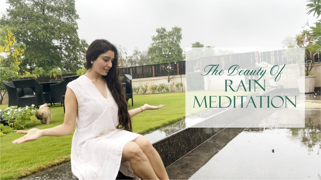 Rain Meditation  I  Dr. Jai Madaan