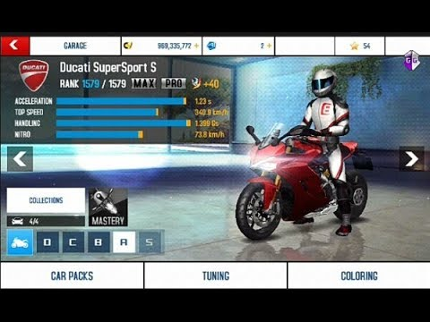 Hack Ducati Supersport S Asphalt 8 Youtube