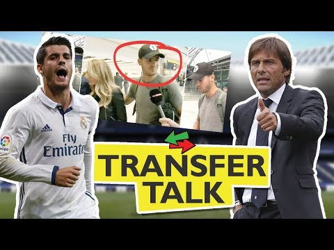 Morata Passes MEDICAL At Chelsea! Conte SIGNS New Deal! #Transfer Talk