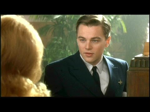 Catch Me If You Can Bank Scene Youtube