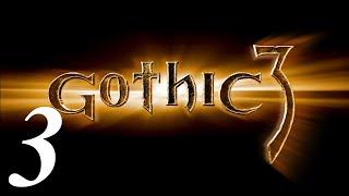 Готика 3 Gothic 3 Прохождение Часть 3 ДРАКОНЫ В ПЕЩЕРЕ