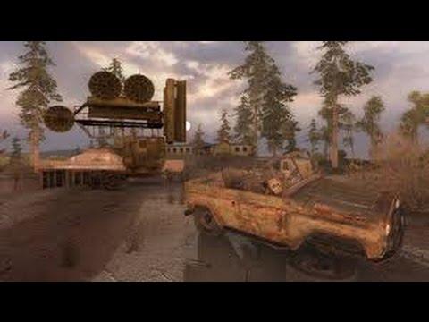S.T.A.L.K.E.R. Зов Припяти - склад оружия и точка эвакуации Б205