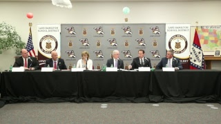 Federal Commission on School Safety Field Visit - Arkansas