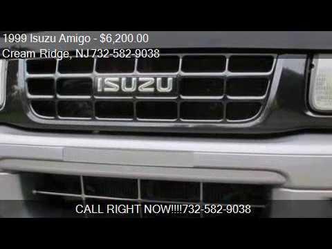 1999 Isuzu Amigo S 4WD V6 2dr SUV w/ Soft Top for sale in Cr