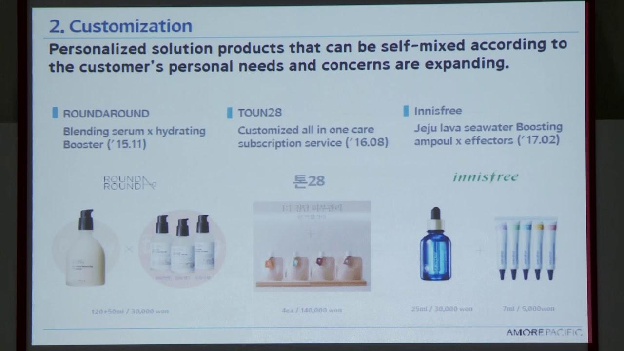 in-cosmetics Korea 2017 - Recent Skincare Trends in Korea