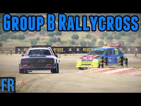 Dirt 4 - Group B Rallycross