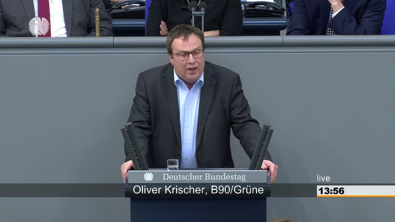 Oliver Krischer (GRÜNE): Die Bundesregierung ist Schuld am Dieselproblem