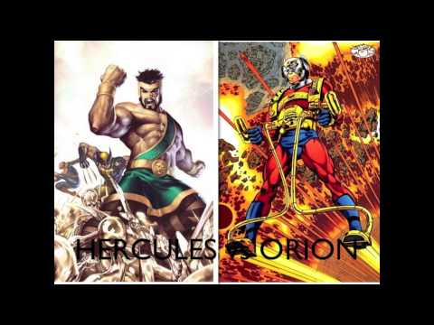 Orion vs Hercules Battle #29